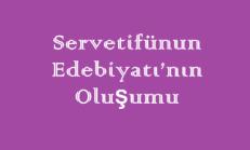 Servetifünun Edebiyatı'nın Oluşumu Online Test
