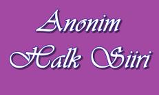 Anonim Halk Şiiri Online Test