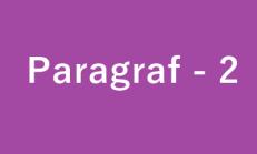 Paragraf Online Test – 2