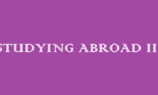 Studying Abroad Online Test