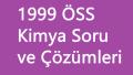 1999 ÖSS Kimya Soru ve Çözümleri Online Test